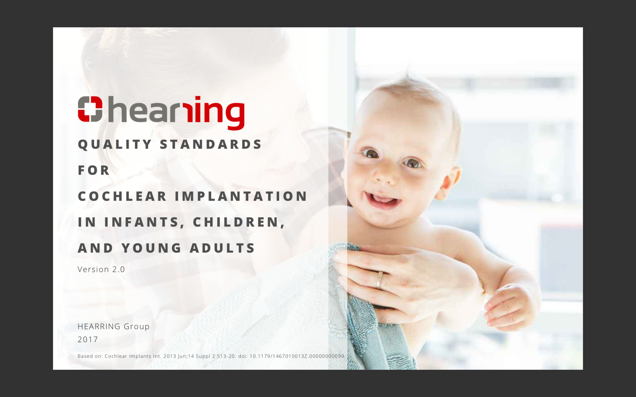 Cochlear Implantation Quality Standards Hearring