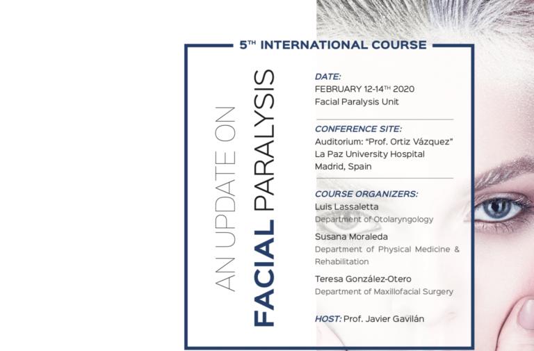 Hearring course facial paralysis