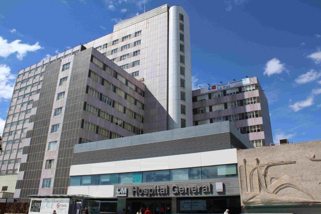 Hospital La Paz Madrid