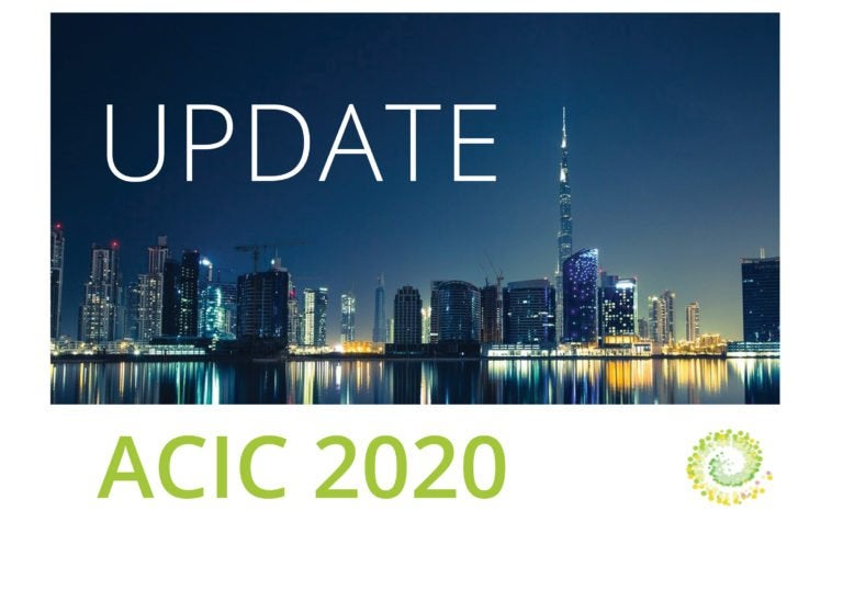ACIC 2020 update HEARRING events