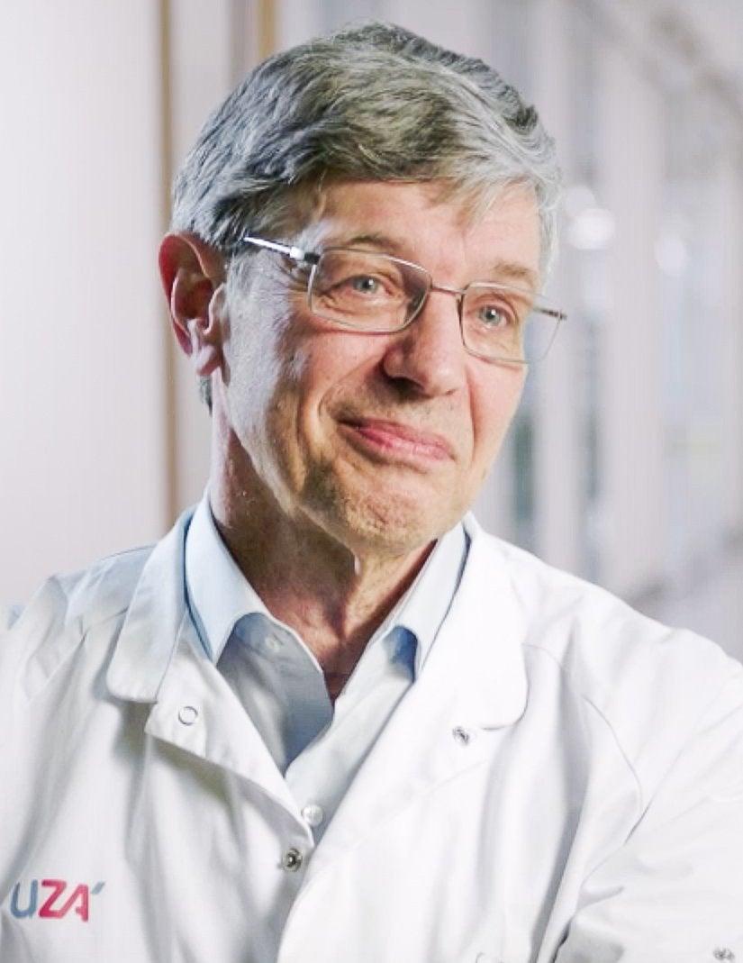 Prof. Paul van de Heyning Hearring members